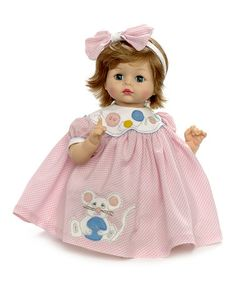 Take a look at this Cute As A Button Pussycat Doll by Madame Alexander!  http://www.zulily.com/invite/Zulily20Store  #madamealexander #doll #christmas