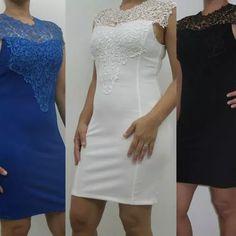 Vestido Curto  De Festa, Casamento E Formatura Sexy Lindo - R$ 69,90
