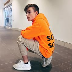 "280.9k Likes, 3,582 Comments - Johnny Orlando (@johnnyorlando) on Instagram: ""dirty shoes"""
