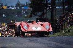 Pedro Rodriguez | Nurburgring 1000km 1969