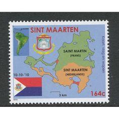 St. Maarten stamp