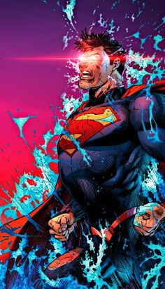 New 52 superman by MayanTimeGod on DeviantArt