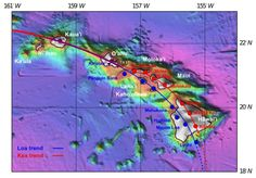Hawaii: How the world's biggest volcanoes formed
