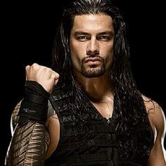 This is Roman Reigns.  He is officially the finest man in the world.