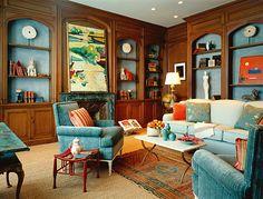 San Francisco Library by Shelley Gordon Interior Design
