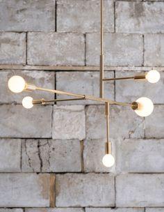 Lambert and Fils Suspension Lamp