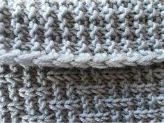 om strikking, tur og hverdagsliv