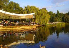Serpentine Lake, Hyde Park ~ London, England
