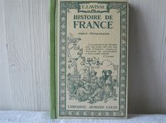 Amazing history book FRANCE for children by myfrenchycottage, $32.00