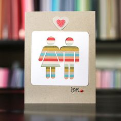 Love card   Shelly Jaquet