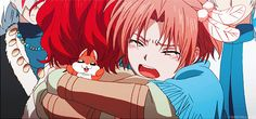 Yona of the Dawn, You're always so reckless!