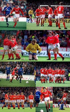 April Nottingham Forest Chelsea, with Roy Keane on the score sheet twice for Forest, along with Stuart Pearce Garry Parker, Ian Woan and Nigel Clough. A legendary win for Brian Clough's team. Brian Clough, Nottingham Forest Football Club, Nottingham Forest Fc, Roy Keane, Nostalgic Images, Chelsea, April 20