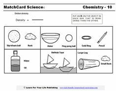 Worksheet Density Worksheet Chemistry worksheets on pinterest teach the density formula with our free download of worksheet for kids in to grade hands projects and chemistry compare