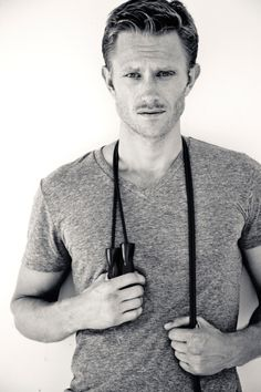 Neil Jackson-God he's sexy. And British!! How much more can u ask for? I'm so jealous of his lady