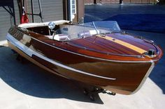 Stitch And Glue Boat Plans Chris Craft Wooden Boats, Duck Boat Blind, Wooden Speed Boats, Riva Boat, Cruiser Boat, Runabout Boat, Old Boats, Sail Boats, Sailing Boat