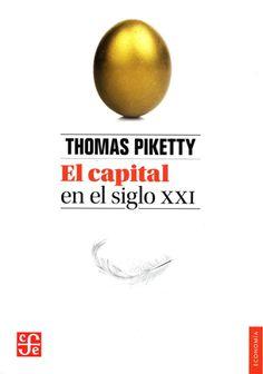 El capital en el siglo XXI -   Thomas Piketty