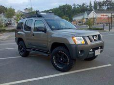 2007 Nissan Xterra Off-Road 4X4