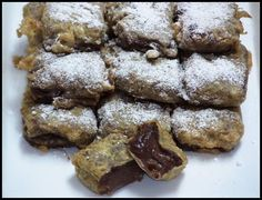 Chocolate frito, receta casera