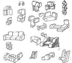 Craft Combine l Works Craft Materials, Material Design, Words, Crafts, Furniture, Manualidades, Handmade Crafts, Diy Crafts, Craft