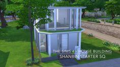 The Sims 4 - House Building - Shanbin Starter SQ