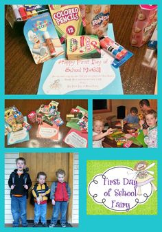 A Differentiated Kindergarten: My first day of school tradition!