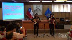 Conferencia-Concierto de Música Norteña Mexicana en la Universidad de Ch...