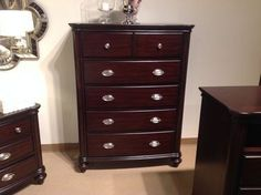 Homelegance Marston Collection Chest of Drawers
