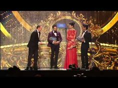 IIFA Awards 2014: Lungi dance with Kevin Spacey