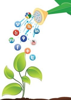 Practical Ways to Use Social Media to Grow Your Business Growing Your Business, Social Media Marketing, Internet, Blog, Pool Chairs, Blogging
