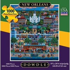 20 Best Dowdle puzzles images in 2018 | Jigsaw puzzles