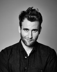 Another great photo of Matthew Lewis. Definitely my visual inspiration for Harry Blake.