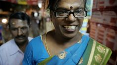 First transgender candidate stands for election in India - video