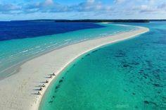 Ngurtavur Beach, Kei Island, Southeast Maluku.  📷 Ilham arch