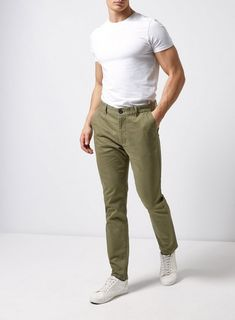 7d907c58 24 Best Green Khaki Pants images | Fashion clothes, Military green ...