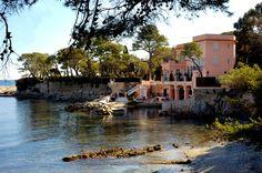 DAVID NIVEN ~            Jean Cap Ferrat, French Riviera