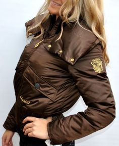 2339b06c8719 Baby Phat Coat. Love the winter coats.... Don t need it down in the ...