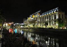 Bucharest by night by nancydev on YouPic Canon Ef, Bucharest, Night