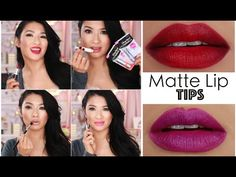 How-To: Matte Lip Trend (My Favorites) - YouTube