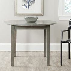 Safavieh American Home Collection Holly French Grey Dining Table * You can get more details by clicking on the image-affiliate link. #DiningTables