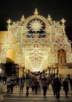 Buzao, Curitiba, Brasil - Brazil Wonders Lights everywhere!