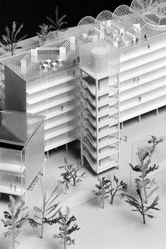 Plein ciel, 60 Housing Units, Rehabilitation, Expansion – BRUTHER