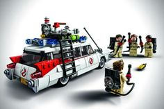 LEGO Unveils Official 'Ghostbusters' Set  Is it wrong to get one for me and one for my son?