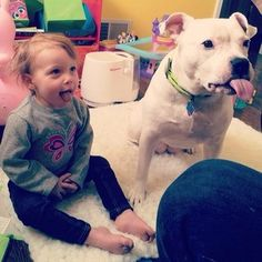 23 Dogs Who Are Already Best Friends With The Baby