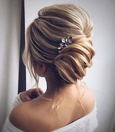 These Gorgeous Wedding Hairstyles from updo to wedding hairstyles down are perfect for Every Length,whether attending a wedding or prom hairstyles