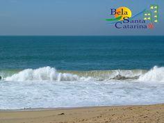 E para começar bem a tarde... o marzão da Praia do Estaleiro que fica em Balneário Camboriú, na Interpraias - http://www.belasantacatarina.com.br/interpraias