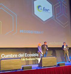 #EFOR gana el #PremioIBM a la Excelencia en #MarketingDigital por segundo año consecutivo