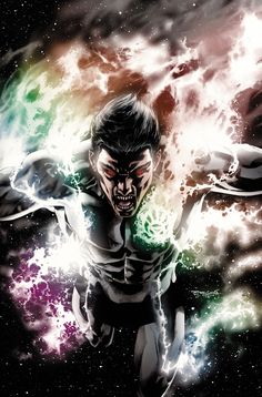 Kyle Raynor, White Lantern