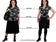 Aline Kilian Consultoria de Imagem | Descubra o que as proporções corretas podem fazer por você!