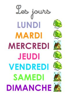 Calendrier rituel – My home homeschool French Language Lessons, French Language Learning, French Lessons, Alphabet Writing Worksheets, French Worksheets, Weather Vocabulary, Vocabulary Cards, French Teaching Resources, Teaching French
