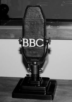 November – The BBC begins radio service in the United Kingdom. Radios, Pierre Dac, British Broadcasting Corporation, Vintage Microphone, Bbc Radio, Matching Games, History, Game Pics, Escalade